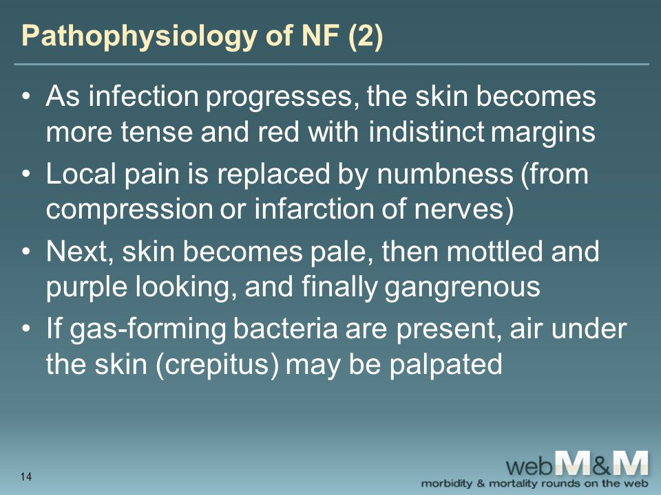 Pathophysiology of NF (2)