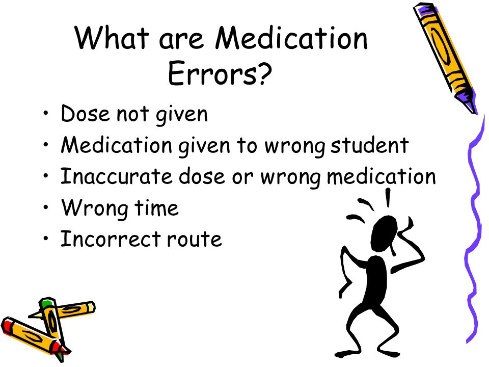 What are Medication Errors