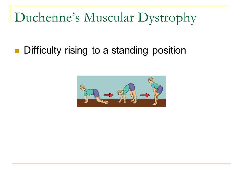 Duchenne's Muscular Dystrophy