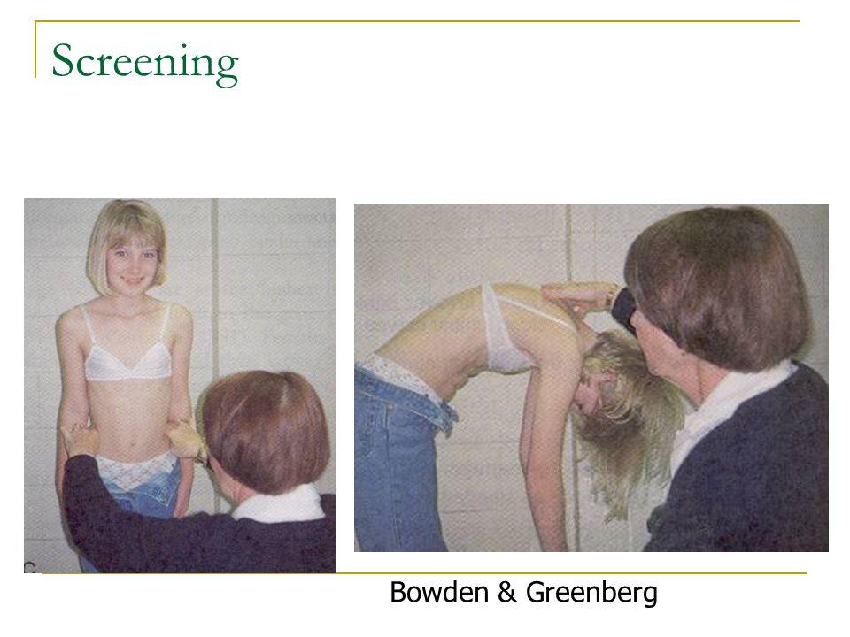 Screening Bowden & Greenberg