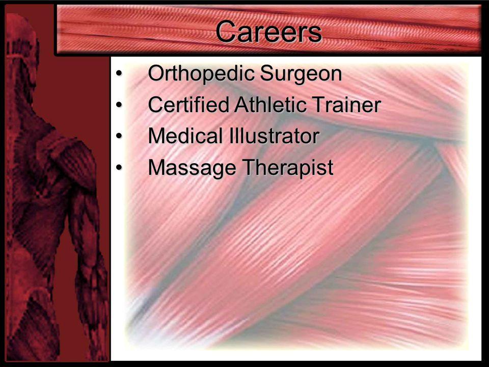 Careers Orthopedic Surgeon Certified Athletic Trainer