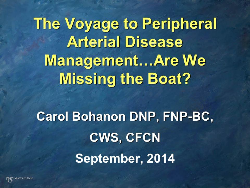 Carol Bohanon DNP, FNP-BC,
