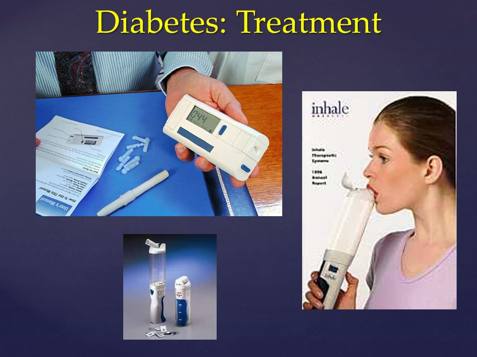 Diabetes: Treatment Source: Royalty-free/Corbis (courtesy of McGraw-Hill Higher Education)