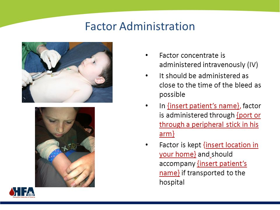 Factor Administration
