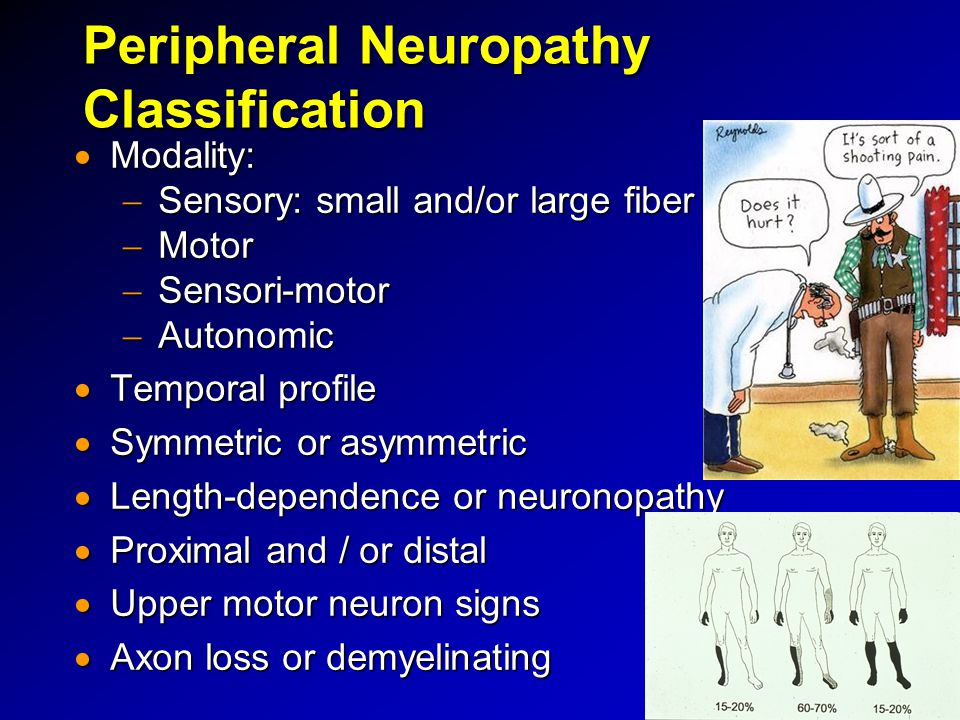 Management of neuropathic pain ppt video online download for What is motor neuropathy
