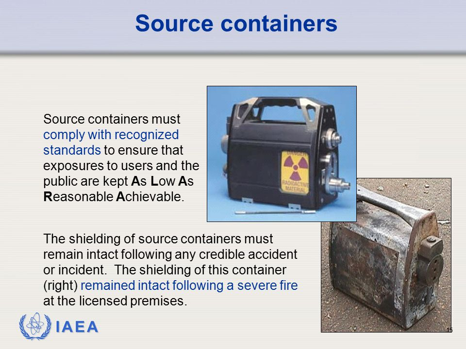 Source containers