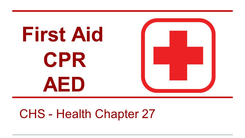 Online CPR AED FirstAid Certification - oukas.info