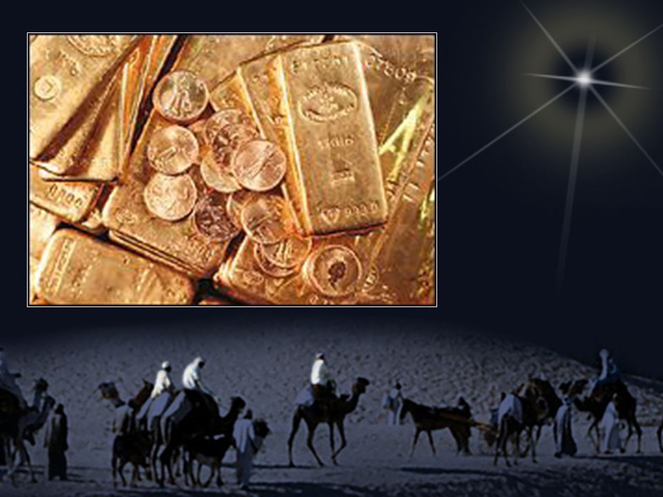 1. Gold = Sovereignty