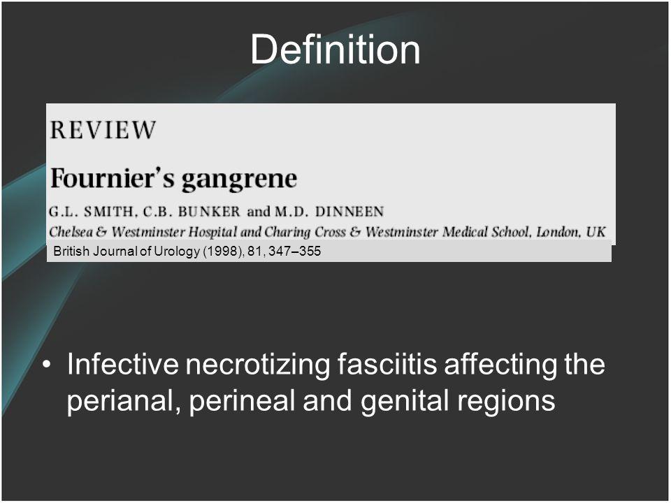 Definition British Journal of Urology (1998), 81, 347–355.
