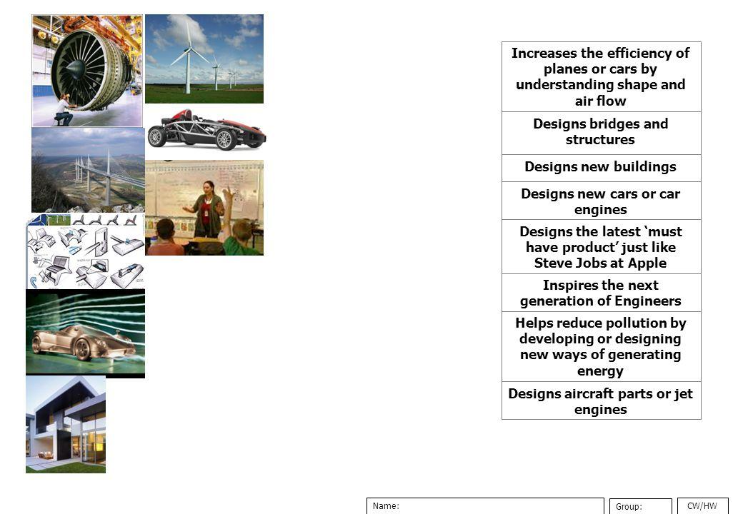 Designs bridges and structures