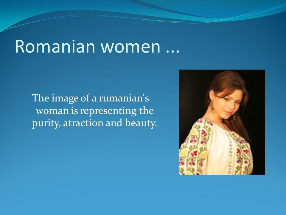 Romanian women ...