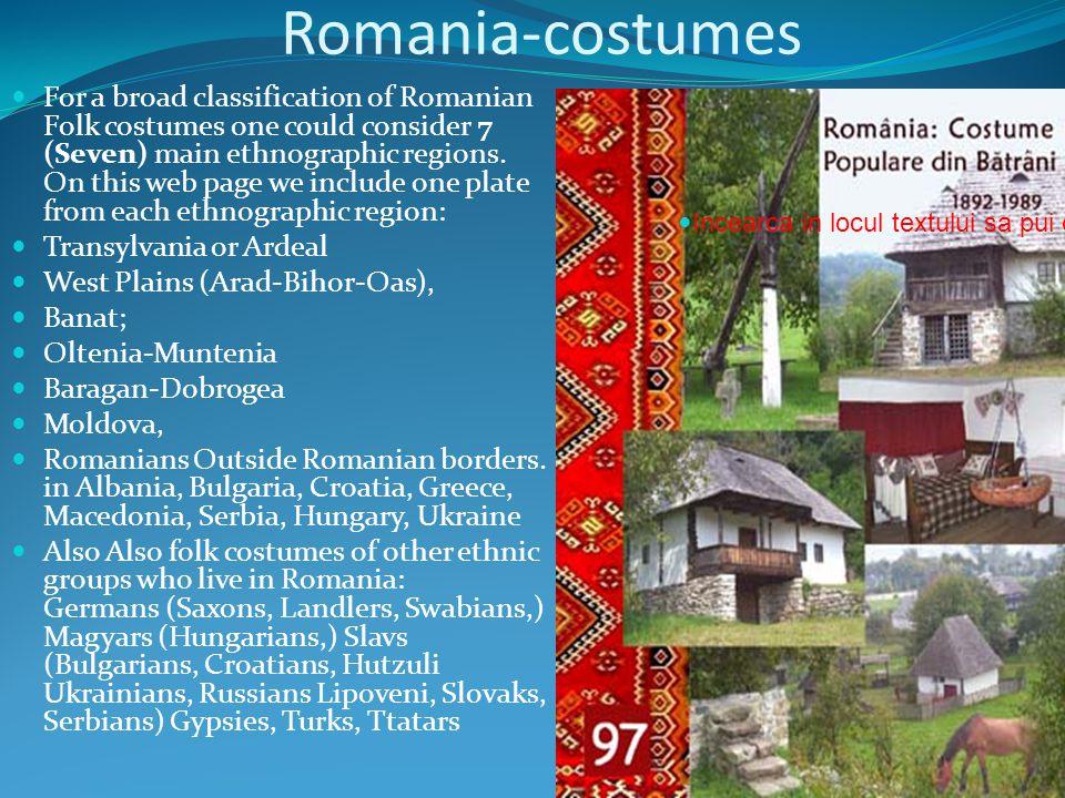 Romania-costumes