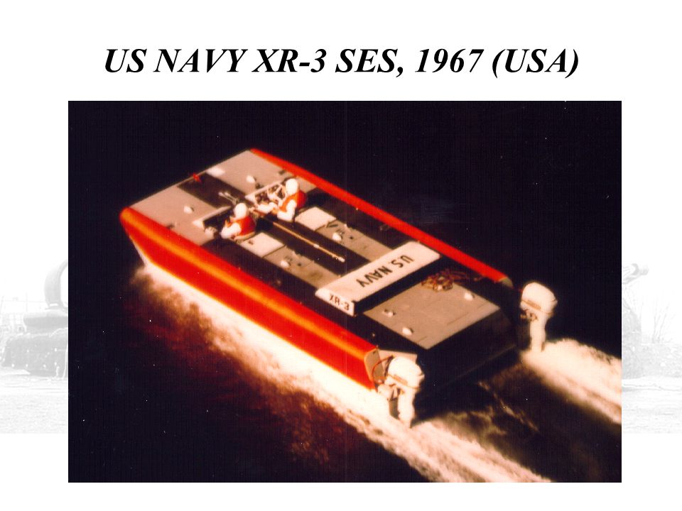 US NAVY XR-3 SES, 1967 (USA) TO PROVIDE FURTHER UNDERSTANDING OF SEAKEEPING AND STABILITY, THE DAVID TAYLOR MODEL BASIN LAUNCHED, IN 1967, THE XR-3.