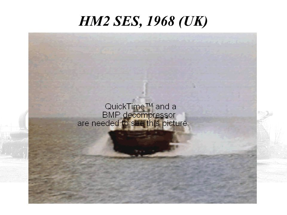 HM2 SES, 1968 (UK)