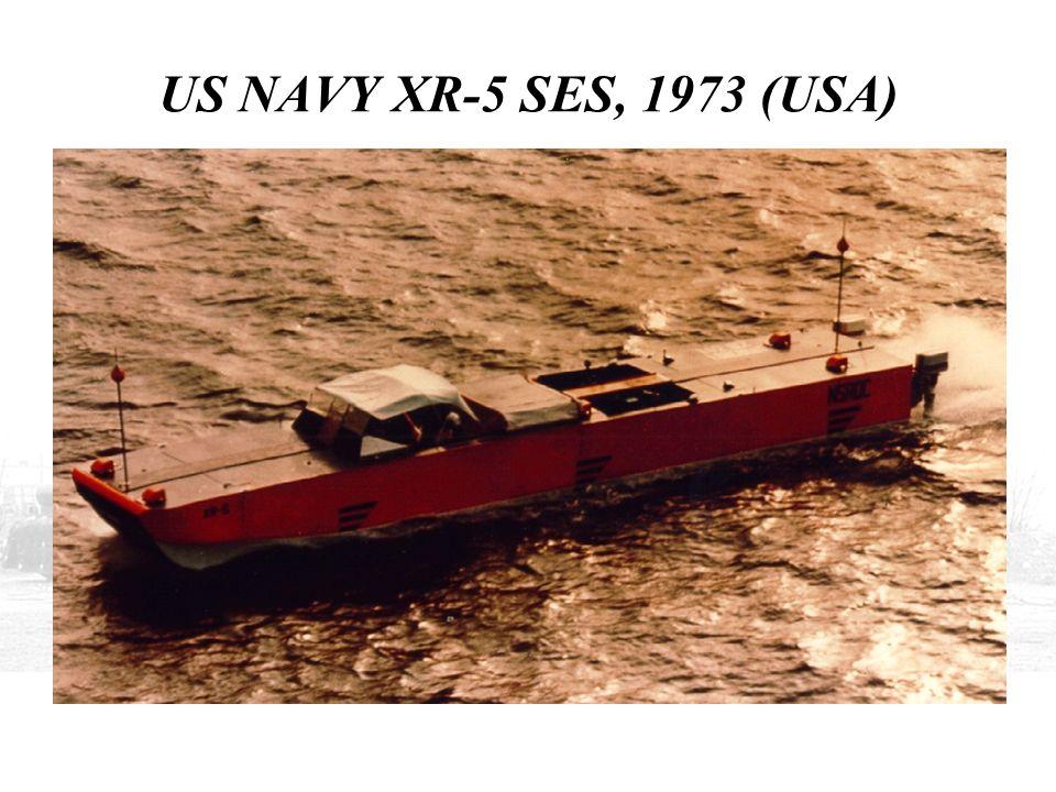 US NAVY XR-5 SES, 1973 (USA)
