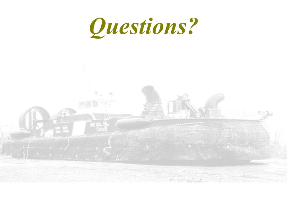 Questions I WILL NOW ANSWER ANY QUESTIONS YOU MIGHT HAVE.