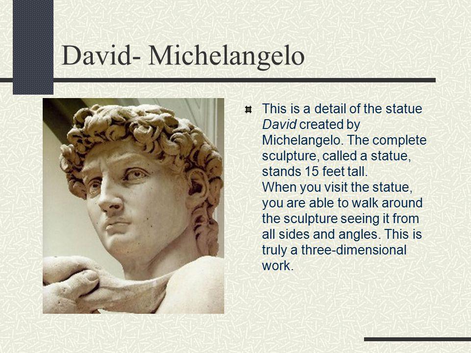David- Michelangelo