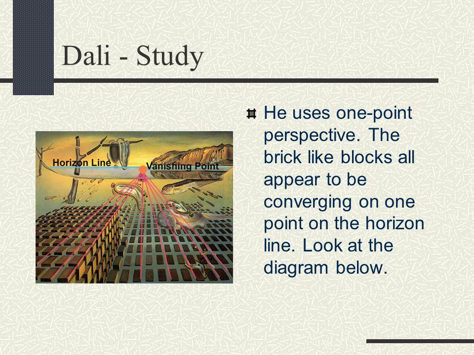 Dali - Study