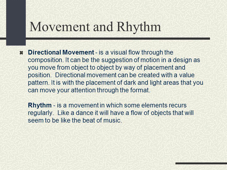 Movement and Rhythm