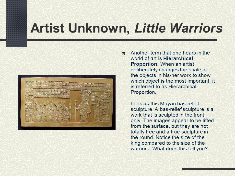 Artist Unknown, Little Warriors