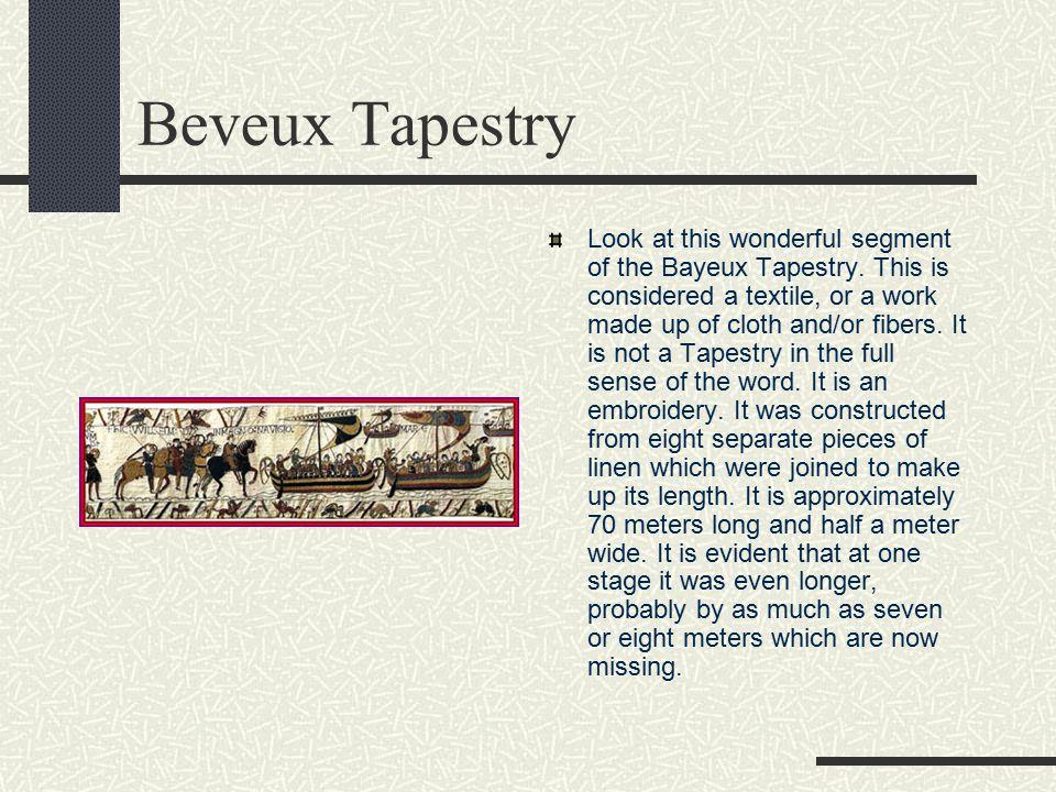 Beveux Tapestry