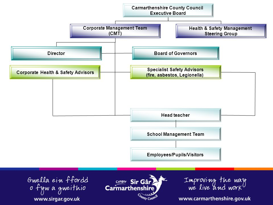 Carmarthenshire County Council Executive Board