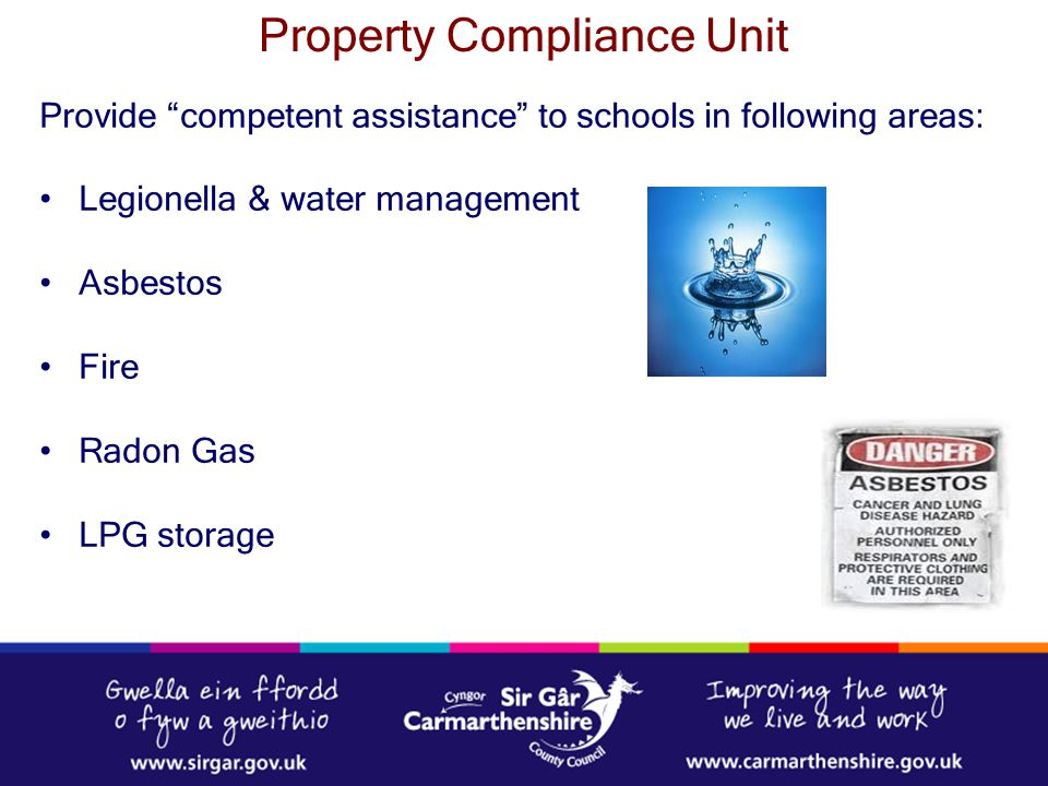 Property Compliance Unit