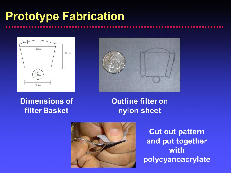 Prototype Fabrication