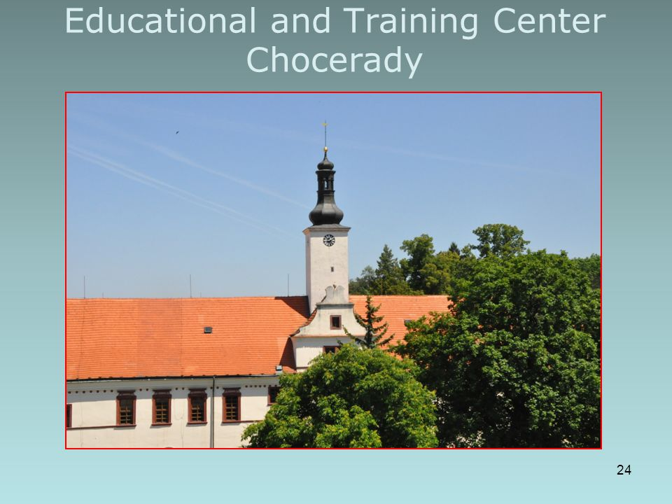 Educational and Training Center Chocerady