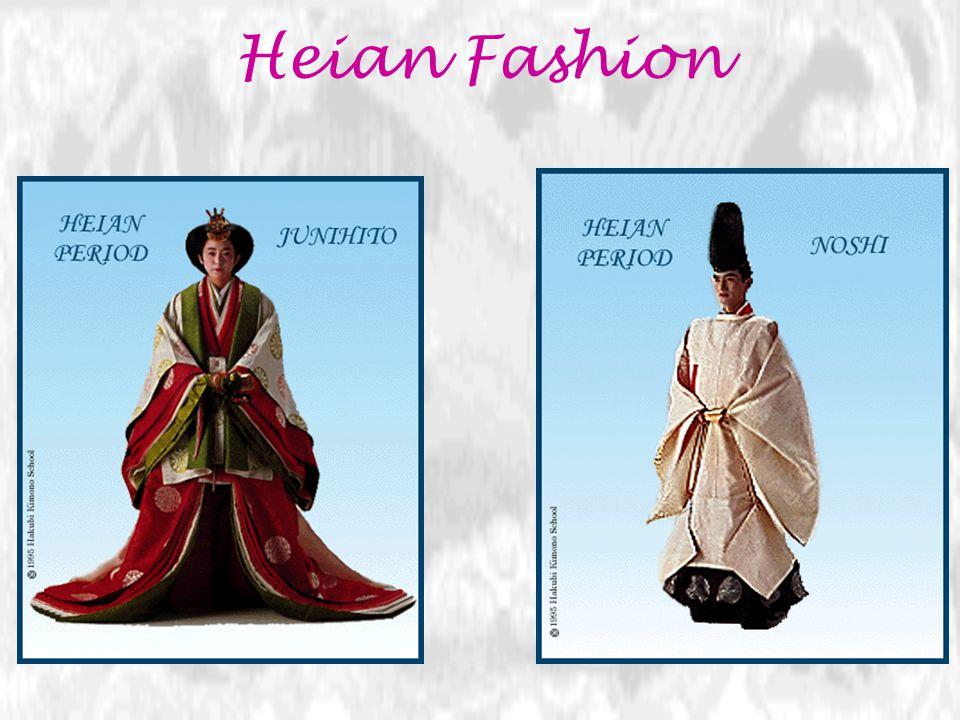 Heian Fashion