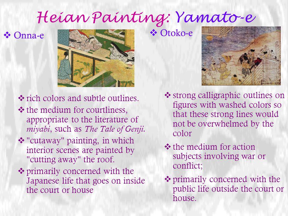 Heian Painting: Yamato-e