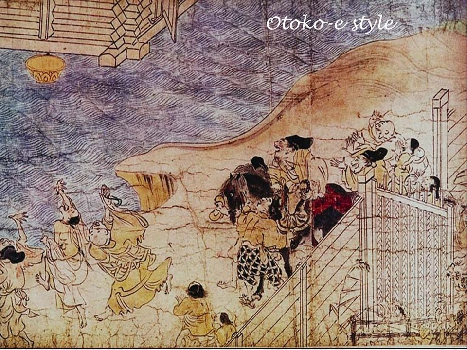 Otoko-e style
