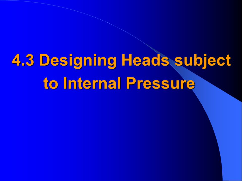 4.3 Designing Heads subject
