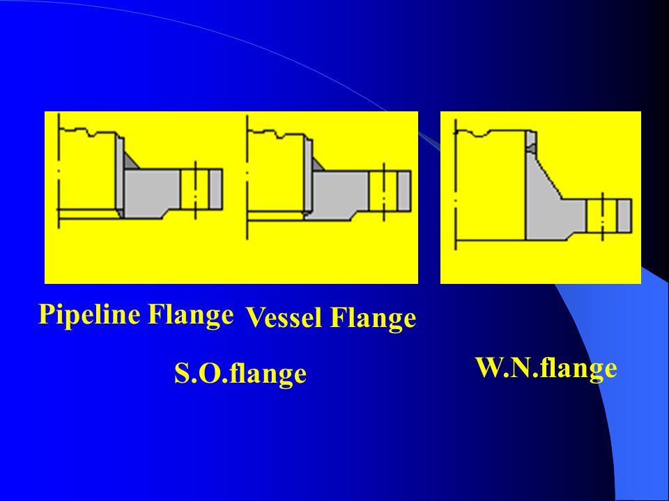 S.O.flange Pipeline Flange Vessel Flange W.N.flange