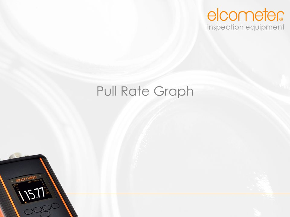 Pull Rate Graph
