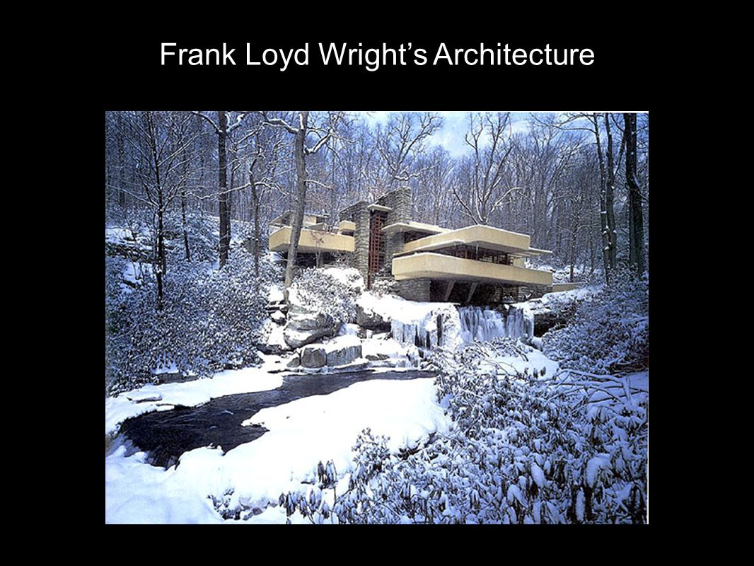 Frank Loyd Wright's Architecture