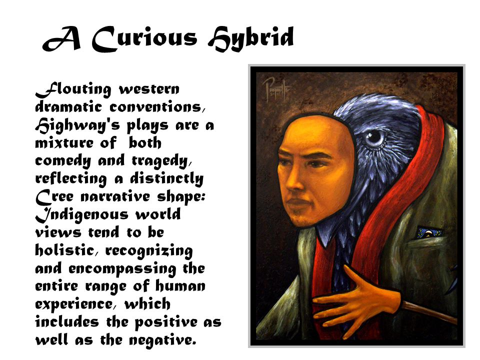 A Curious Hybrid