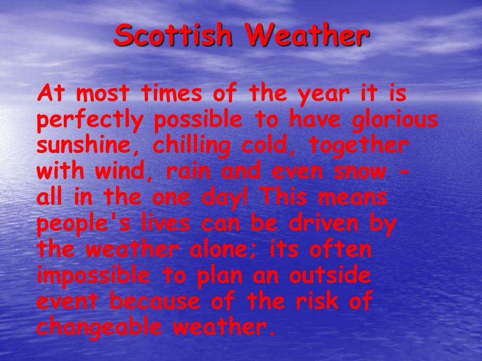 Scottish Weather