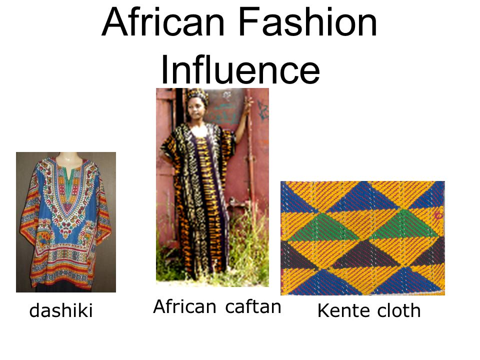 African Fashion Influence