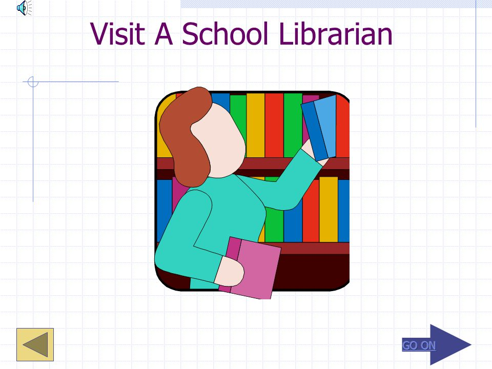Visit A School Librarian