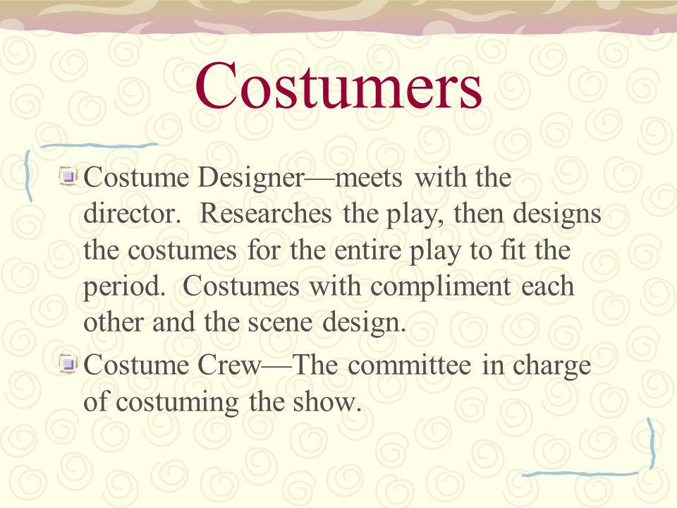 Costumers