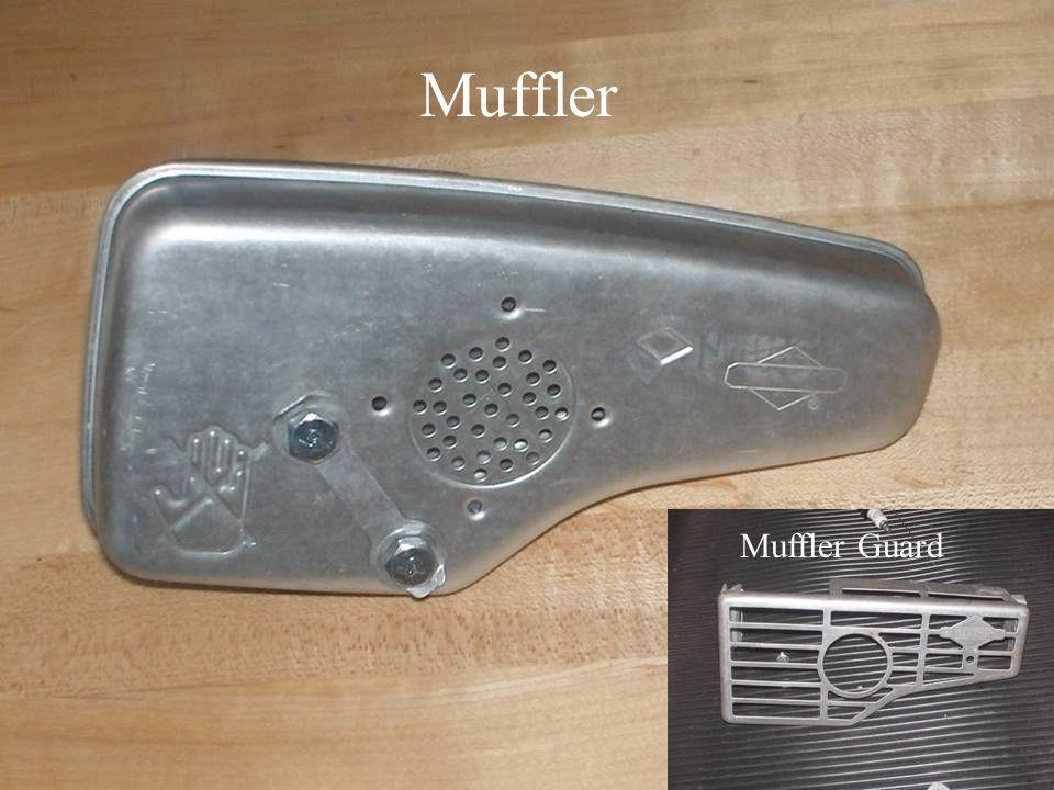 Muffler Muffler Guard