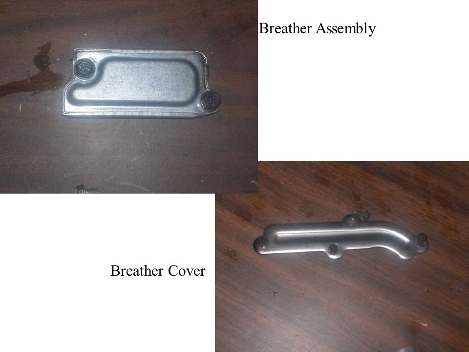 Breather Assembly Breather Cover