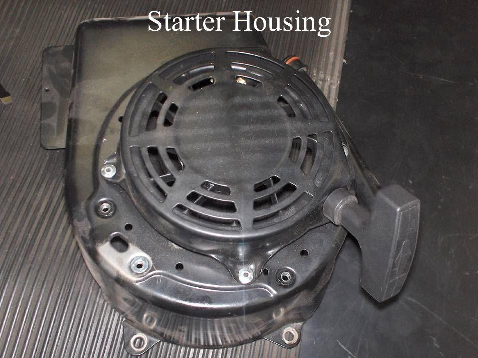 Starter Housing