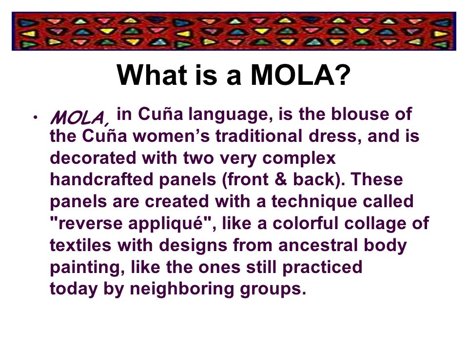 What is a MOLA