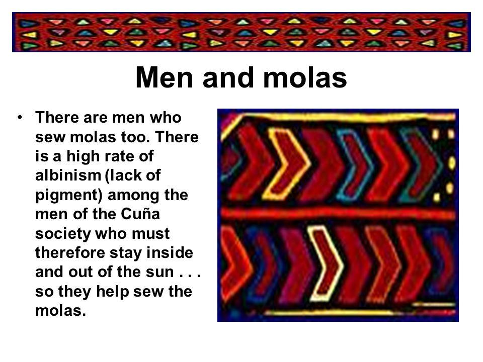 Men and molas