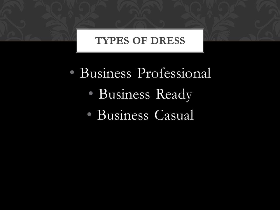 Business Professional
