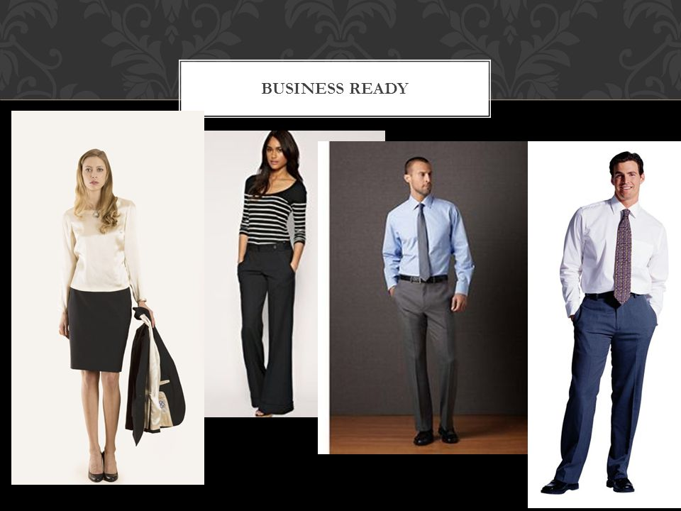 Business ready