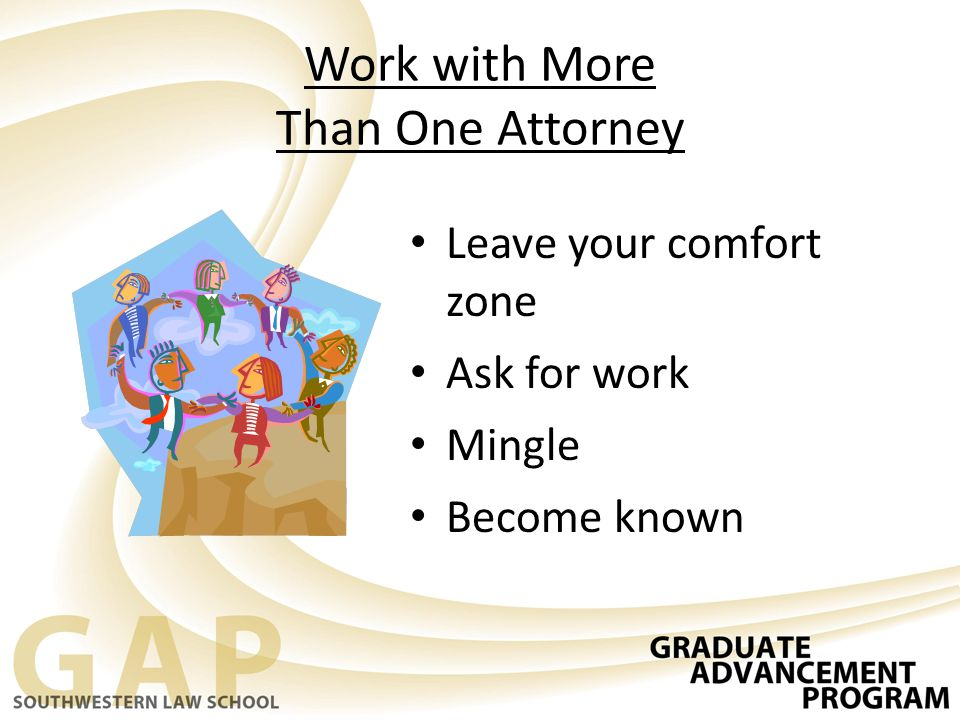 Work with More Than One Attorney