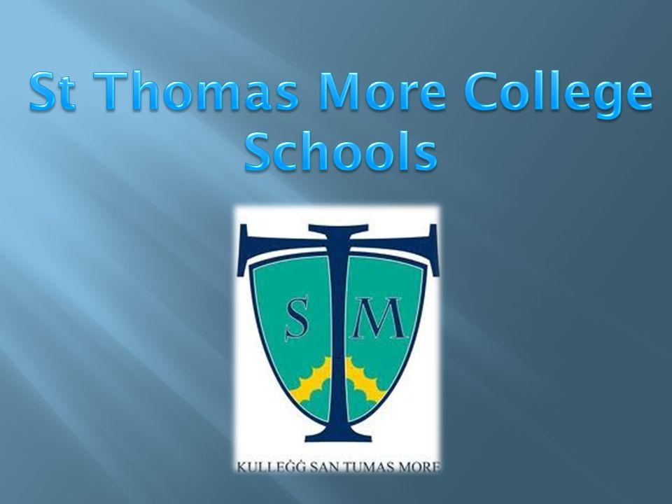 St Thomas More College Schools